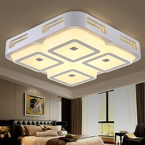 Flush Mount LED Modern/Contemporary Living Room / Bedroom / Dining Room / Study Room/Office Metal