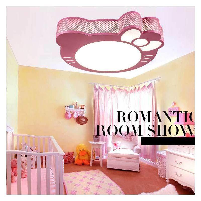 Kids' Room Ceiling Light