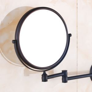 European Antique Bathroom Accessories Copper ORBMake-up Mirror