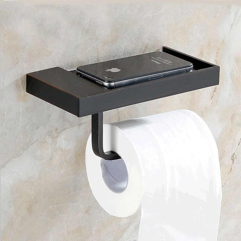 Bathroom toilet roll holders in stock european Antique toilet roll holders