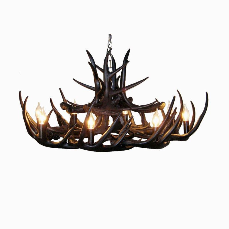 lighting ceiling lights chandeliers rustic style. Black Bedroom Furniture Sets. Home Design Ideas