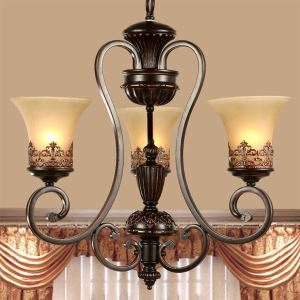 Chandeliers  Flush Mount Vintage  Country  Island Living Room  Bedroom  Dining Room Lighting Ideas  Kids Room  Hallway Metal