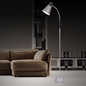 Creative Vertical Floor Lamp with 4 Colors
