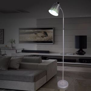 Modern Creative Vertical Floor Lamp with 3 Colors