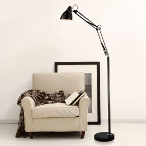 Modern Creative Vertical Floor Lamp with 2 Colors