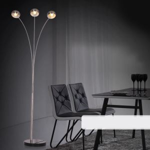Modern Creative Vertical Floor Lamp 3-light