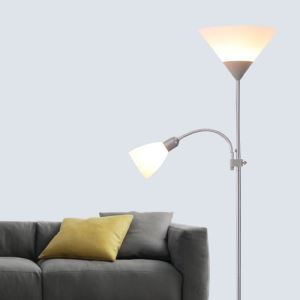 Modern Creative Vertical Floor Lamp 2-light