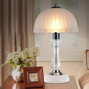 Modern Creative Crystal Fancy Table Lamp