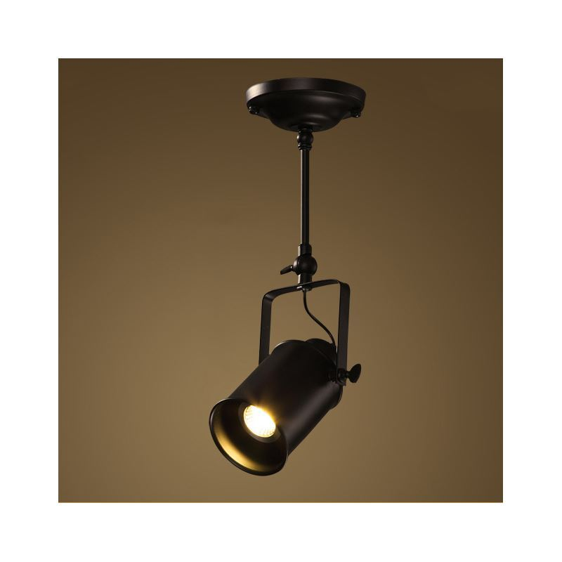 industrial track lighting industrial track lighting zoom. Please Upgrade To Full Version Of Magic Zoom Plus™. · Lighting - Ceiling Lights Industrial Retro Long Fixture Spot Track