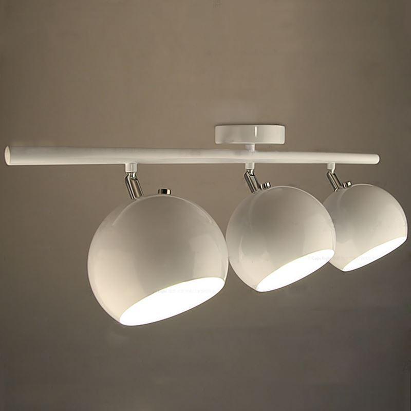 modern spot lighting. Lighting - Ceiling Lights Modern Simple Cretaive Stoving Varnish Spot Light 3-light Balcony