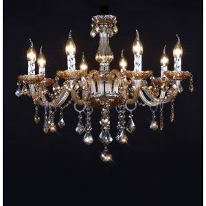 Luxury Crystal Candle Chandelier Crystal