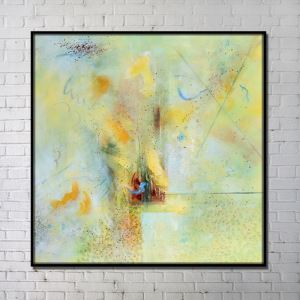 Contemporary Wall Art Abstract Wall Print without Frame 40'*40' B