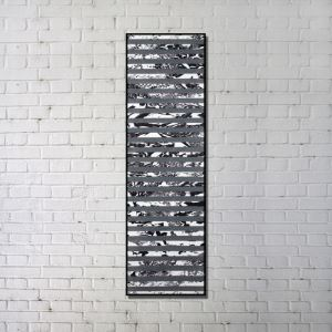 Contemporary Wall Art Ink Abstract Wall Print without Frame 16'*52' A