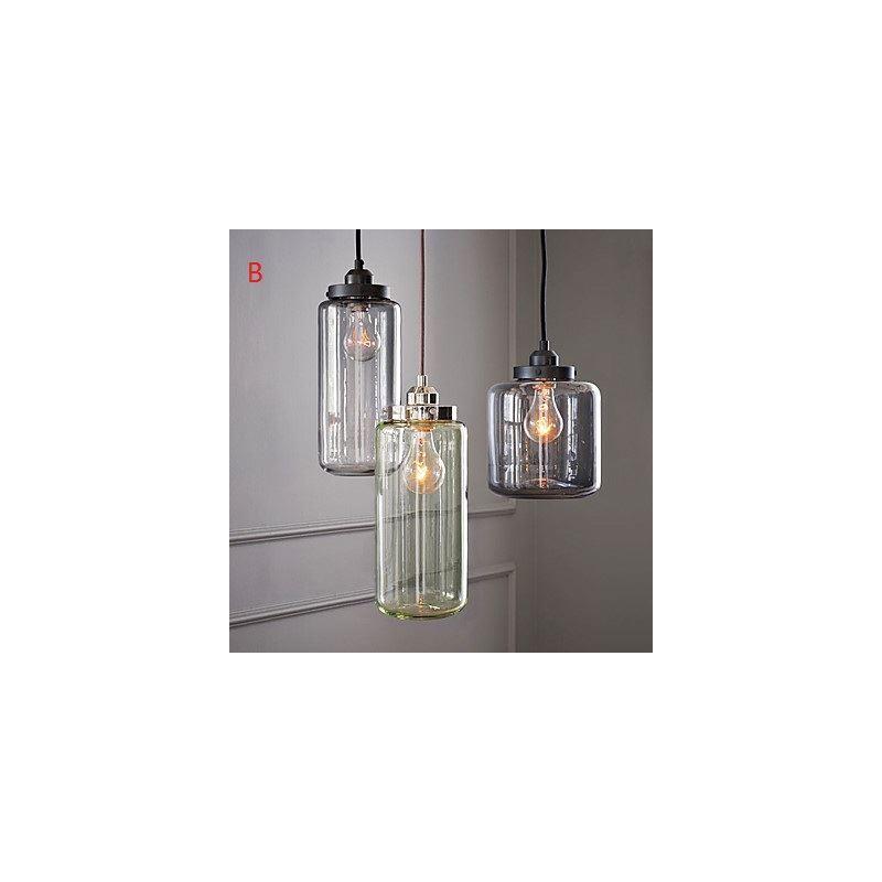 modern glass pendant lighting. lighting ceiling lights pendant in stock modern transparent glass