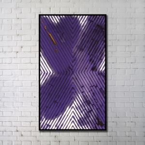 Contemporary Wall Art Geometric Abstract Print without Frame 28'*48' A