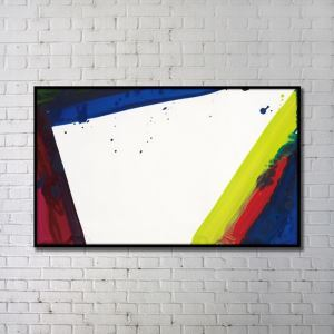 Contemporary Wall Art Colorful Geometric Abstract Print without Frame 48'*32' C