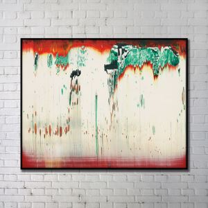 Contemporary Wall Art Water Abstract Wall Print without Frame 48'*36'
