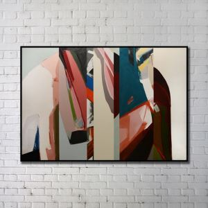 Modern Wall Art Abstract Wall Print without Frame 48'*60' C
