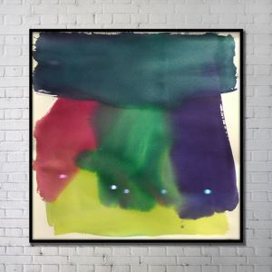 Contemporary Wall Art Colorful Abstract Wall Print without Frame 40'*40' C