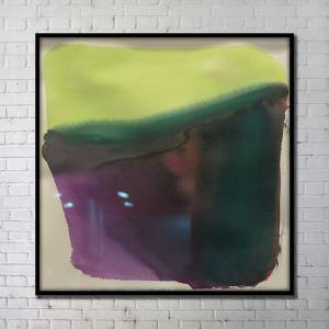 Contemporary Wall Art Colorful Abstract Wall Print without Frame 40'*40' D