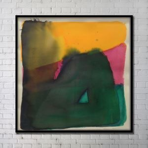 Contemporary Wall Art Colorful Abstract Wall Print without Frame 40'*40' F