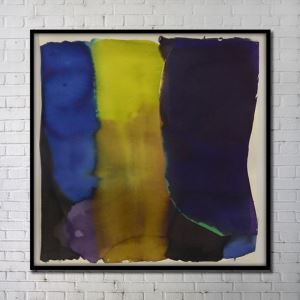 Contemporary Wall Art Colorful Abstract Wall Print without Frame 40'*40' J