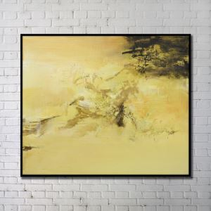Contemporary Wall Art Scenery Abstract Wall Print without Frame 48'*36' E