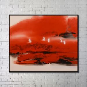 Modern Wall Art Abstract Wall Print without Frame 48'*36' J
