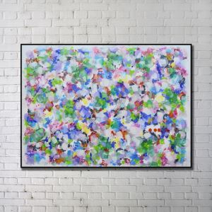 Contemporary Art Gallery Abstract Wall Print without Frame 48'*36'