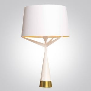 Fabric Shade Bold Design 9.4'Wide Table Lamp