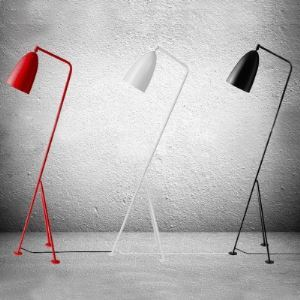 "Colorful and Beautiful 50.3""Height Designer Floor Lamps with Cup Shade"
