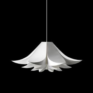 Modern Style Medium Lily Pendant Designer Fashion