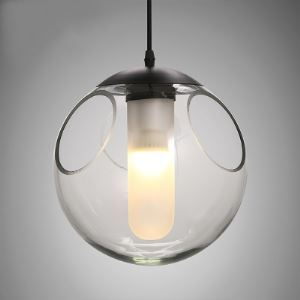 Modern Glass Mini Pendant Perfect for Dinning Room
