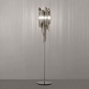 Chain Shaded Floor Lamp in Modern Designer Fashion