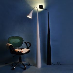 "Bold Design and 61""High Designer Floor Lamp Great for Your House"