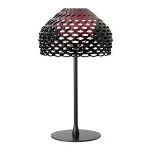 Umbrella Shaped Arcylic Dark Color Designer Floor Lamp