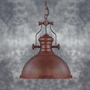 12 3/4 '' W Single-Light Pendant in Antique Copper Finish