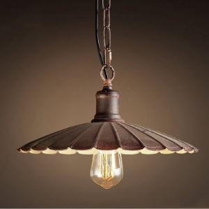 Olde Copper Down Lighting 1 Light Barn Mini Pendant