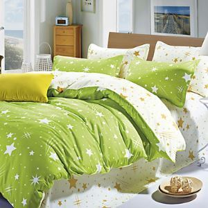 Promittor Bedsheet Pillowcases Duvet Cover