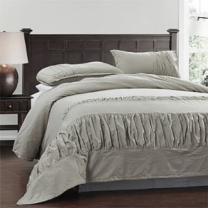 Solid Linen/Cotton Duvet Cover Sets