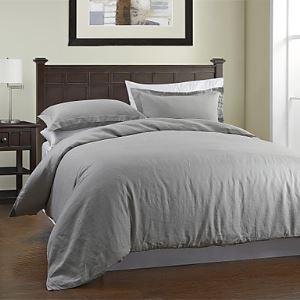 Solid Linen Duvet Cover Sets
