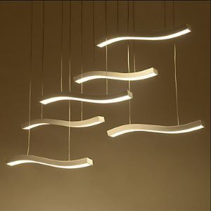 Modern LED Hanging lamp Dining Room living Room Fashion Warm Bar Stairs Bedroom Study lamp