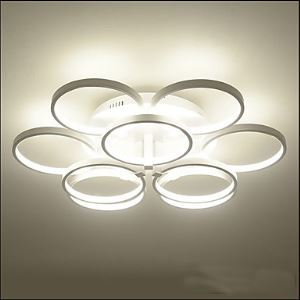 LED living Room Aluminum Ceiling lighting Restaurant Bedroom Study lamps Energy Saving