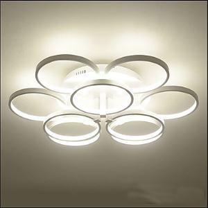 LED living Room Aluminum Ceiling lighting Restaurant Bedroom Study lamps Energy Saving