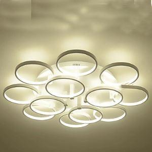 LED living Room Aluminum Ceiling lighting Restaurant Bedroom Study lamps
