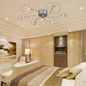 6 - Light Artistic ceiling lights