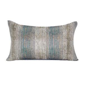ATD CASA Modern Simple Throw Pillow Stripes Polyester Fiber Lumbar Pillow Cushion Cover