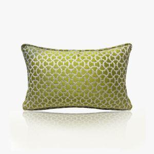 ATD CASA Modern Nordic Green Throw Pillow Polyester Fiber Embroidery Lumbar Pillow Cushion Cover