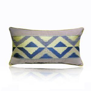 ATD CASA Modern Simple Throw Pillow Color Block Lumbar Pillow Cushion Cover