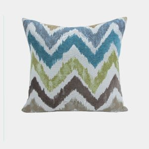 ATD CASA Nordic Modern Throw Pillow Wave Jacquard Cushion Cover Pillow Cover
